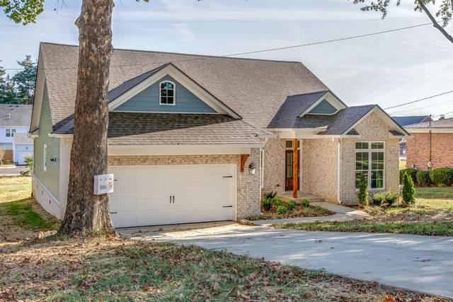 1616 Allison, Columbia, TN 38401 (MLS #RTC2074435) :: Village Real Estate