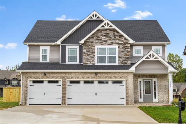12 Bentley Meadows, Clarksville, TN 37043 (MLS #RTC2074442) :: RE/MAX Homes And Estates