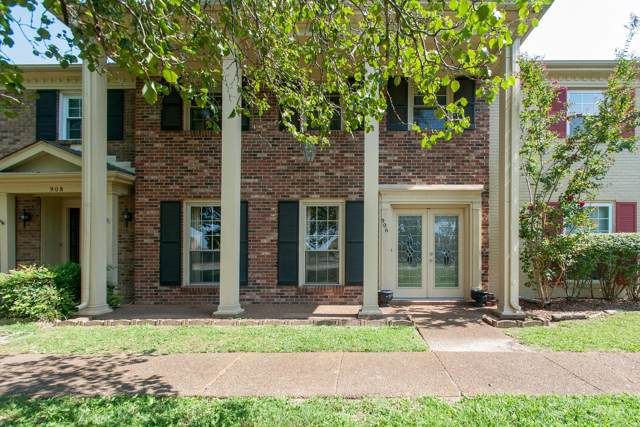 906 Todd Preis Dr, Nashville, TN 37221 (MLS #RTC2074481) :: Ashley Claire Real Estate - Benchmark Realty
