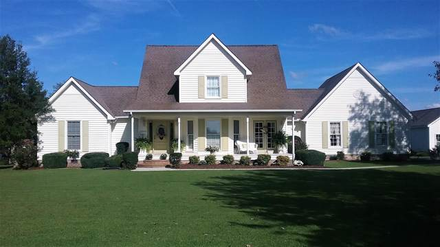 297 Evins Mill Rd, Smithville, TN 37166 (MLS #RTC2074483) :: The Kelton Group