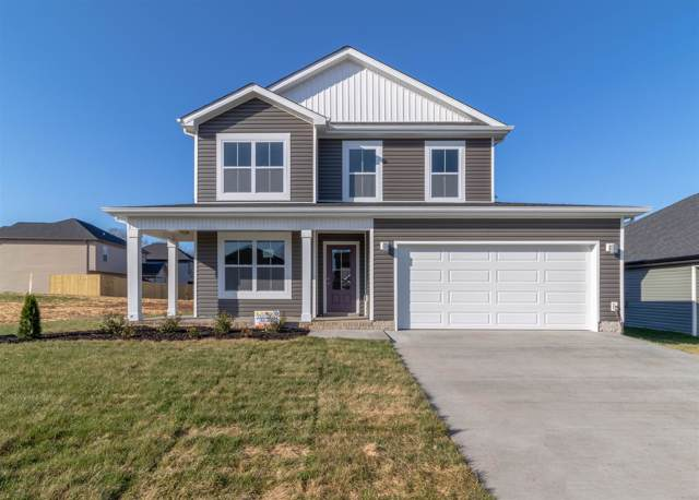 320 Eagles Bluff, Clarksville, TN 37040 (MLS #RTC2074490) :: Katie Morrell / VILLAGE