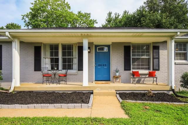 4443 Andrew Jackson Pkwy, Hermitage, TN 37076 (MLS #RTC2074496) :: RE/MAX Choice Properties