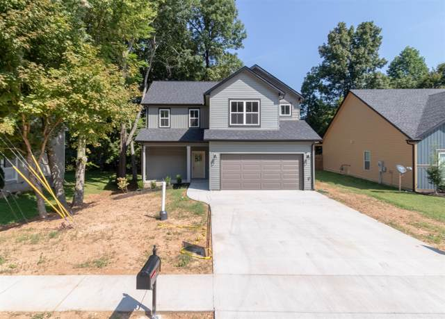 319 Eagles Bluff, Clarksville, TN 37040 (MLS #RTC2074499) :: Katie Morrell / VILLAGE