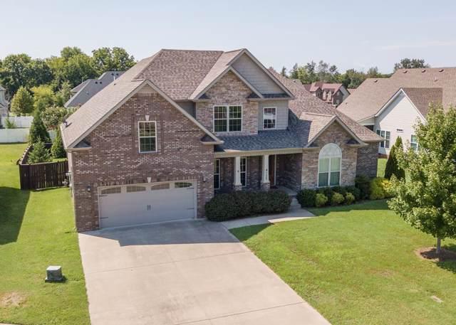 738 Valencia Dr, Clarksville, TN 37043 (MLS #RTC2074513) :: Team Wilson Real Estate Partners
