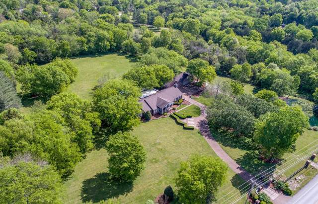 1652 Sunset Rd, Brentwood, TN 37027 (MLS #RTC2074516) :: Keller Williams Realty