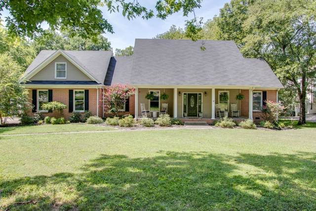 242 Lake Terrace Dr, Hendersonville, TN 37075 (MLS #RTC2074533) :: Five Doors Network