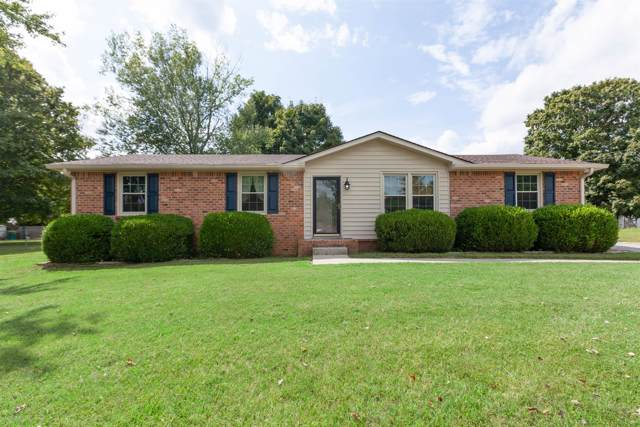 813 Kincaid St, Spring Hill, TN 37174 (MLS #RTC2074543) :: REMAX Elite