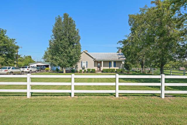 1106 North Ln, Eagleville, TN 37060 (MLS #RTC2074544) :: John Jones Real Estate LLC