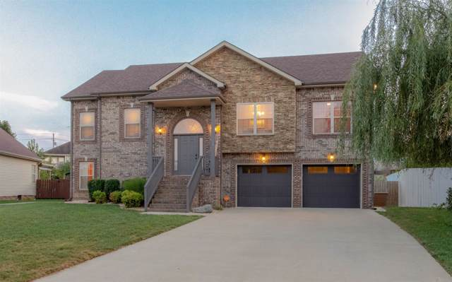 1189 Chinook Circle, Clarksville, TN 37042 (MLS #RTC2074638) :: RE/MAX Choice Properties