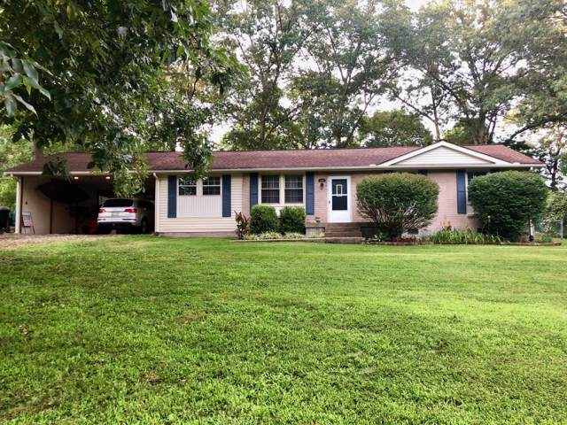 1001 Copper Still Circle, Kingston Springs, TN 37082 (MLS #RTC2074689) :: Village Real Estate