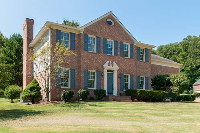 6400 Tree Ridge Cv, Brentwood, TN 37027 (MLS #RTC2074743) :: Village Real Estate