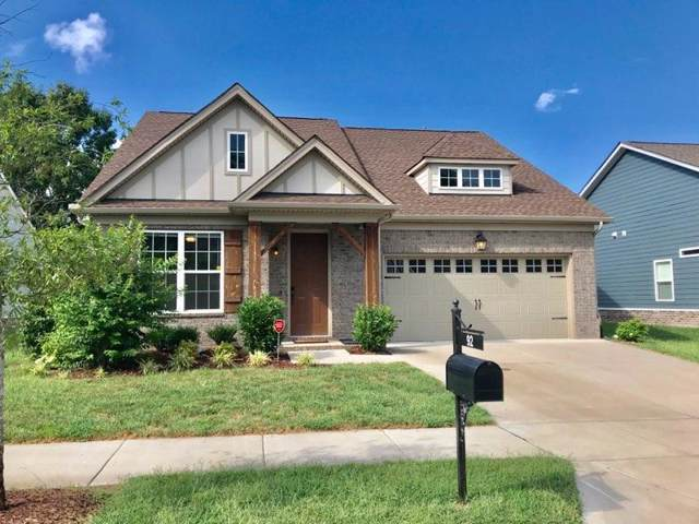 92 Nokes Dr, Hendersonville, TN 37075 (MLS #RTC2074776) :: Five Doors Network