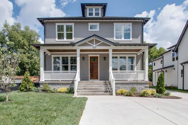 1221 Keller Ave, Nashville, TN 37216 (MLS #RTC2074869) :: Village Real Estate