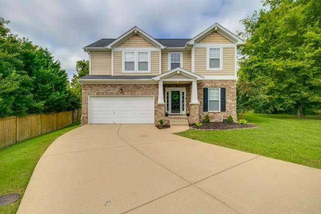 2033 Hidden Cove Rd, Mount Juliet, TN 37122 (MLS #RTC2074878) :: Armstrong Real Estate