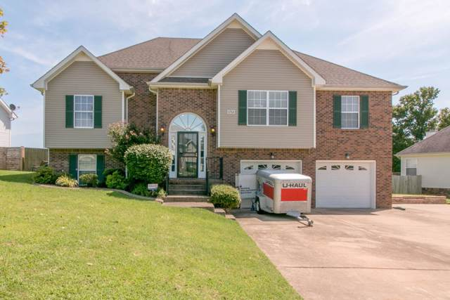 1713 Flagstone Dr, Clarksville, TN 37042 (MLS #RTC2074940) :: Stormberg Real Estate Group