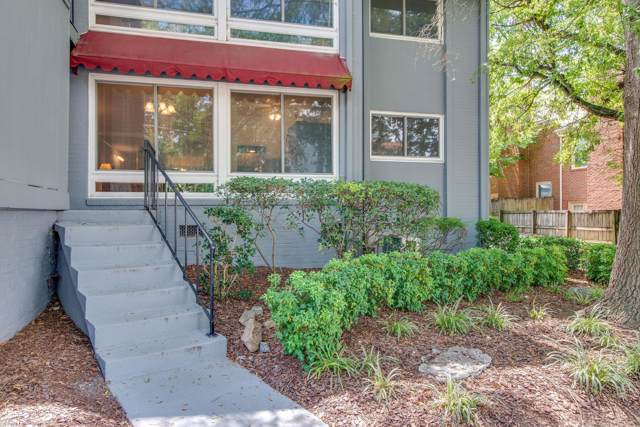 201 Acklen Park Dr #4 #4, Nashville, TN 37203 (MLS #RTC2074944) :: RE/MAX Choice Properties