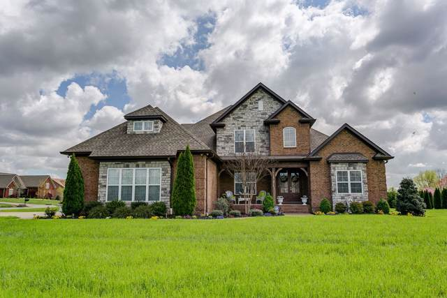 2023 Blackberry Estates Dr, Thompsons Station, TN 37179 (MLS #RTC2074981) :: REMAX Elite