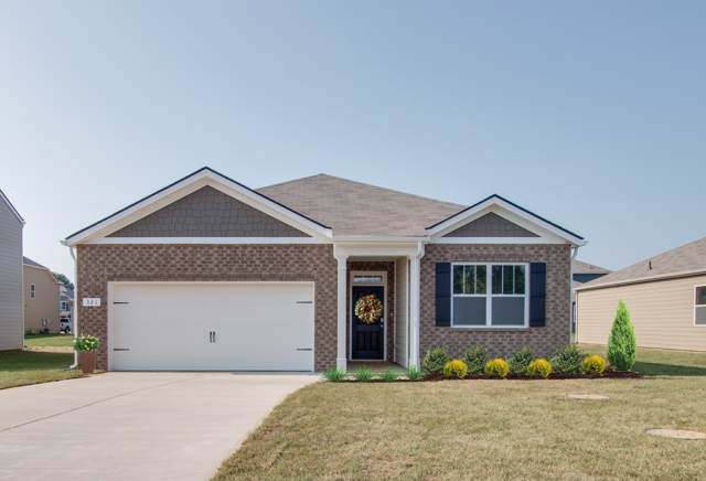 328 Tessa Grace Way #18, Murfreesboro, TN 37129 (MLS #RTC2075015) :: Christian Black Team