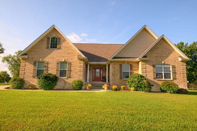105 Parkway Place, Tullahoma, TN 37388 (MLS #RTC2075029) :: Village Real Estate