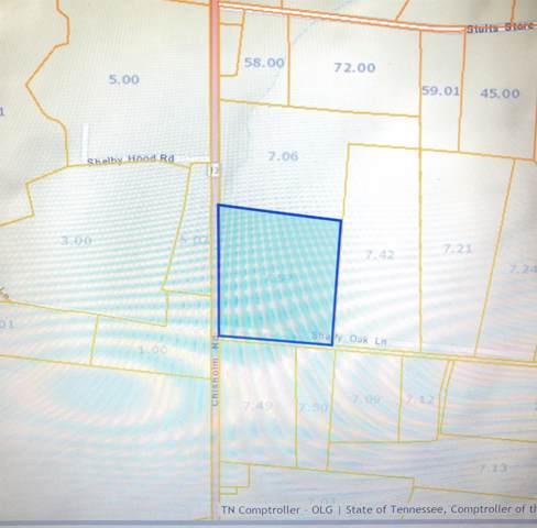 3625 Chisholm Road, Iron City, TN 38463 (MLS #RTC2075052) :: REMAX Elite