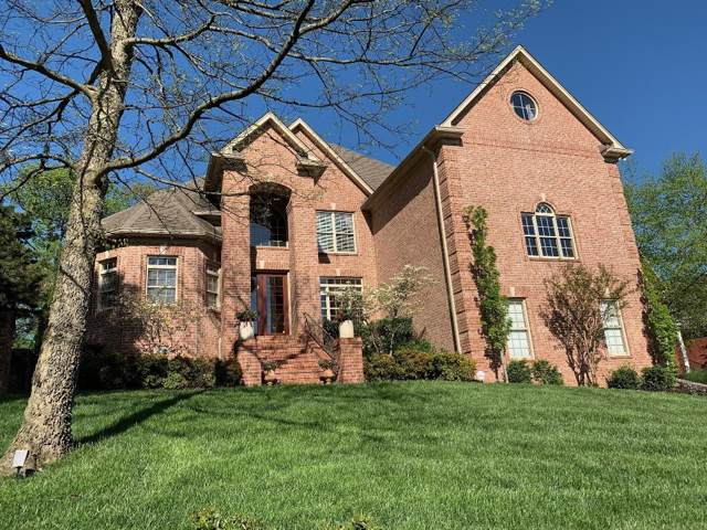 185 Spy Glass Way, Hendersonville, TN 37075 (MLS #RTC2075076) :: Village Real Estate