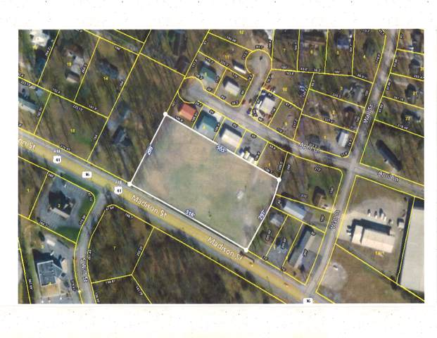 0 Madison St, Shelbyville, TN 37160 (MLS #RTC2075160) :: Ashley Claire Real Estate - Benchmark Realty