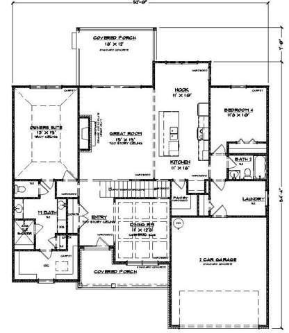 457 Farmington, Clarksville, TN 37043 (MLS #RTC2075287) :: REMAX Elite