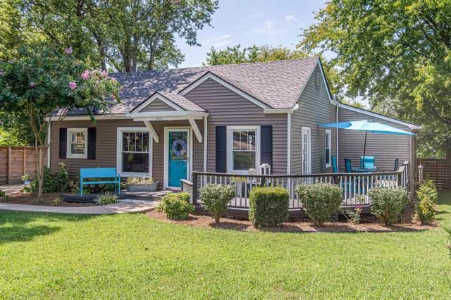565 Stevenson St, Nashville, TN 37209 (MLS #RTC2075315) :: Fridrich & Clark Realty, LLC