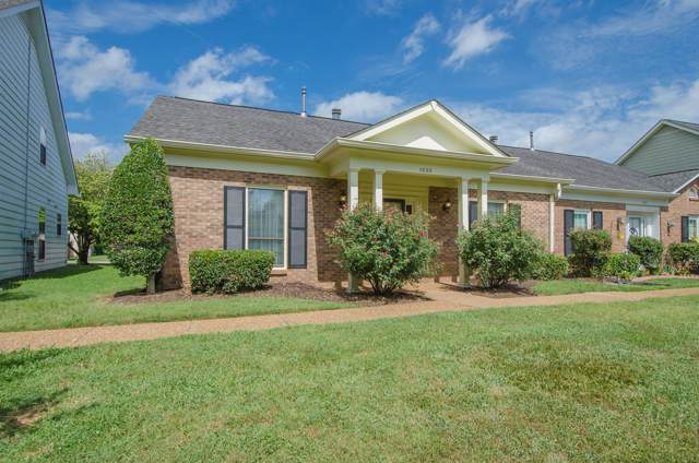 1233 General George Patton Rd #1233, Nashville, TN 37221 (MLS #RTC2075548) :: Exit Realty Music City