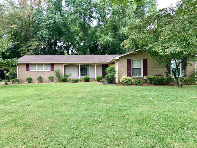 509 Hill Rd, Nashville, TN 37220 (MLS #RTC2075663) :: REMAX Elite