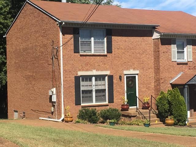 917 Hammack Dr, Nashville, TN 37214 (MLS #RTC2075763) :: Village Real Estate