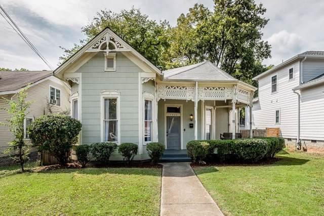 1022 Lischey Ave, Nashville, TN 37207 (MLS #RTC2075831) :: Village Real Estate