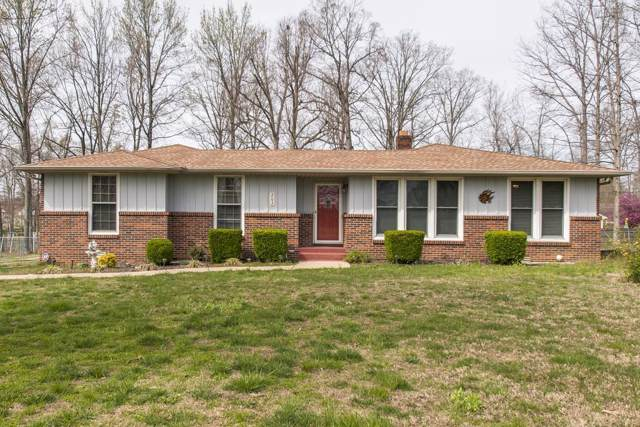 202 Brazzell Ave, Dickson, TN 37055 (MLS #RTC2075913) :: Village Real Estate