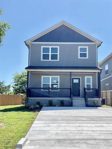 678 Annex Ave, Nashville, TN 37209 (MLS #RTC2075946) :: Ashley Claire Real Estate - Benchmark Realty