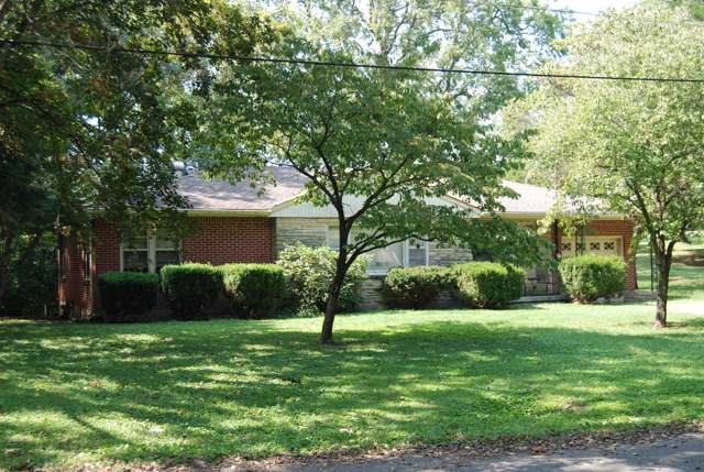718 Trimble Ave, Gallatin, TN 37066 (MLS #RTC2075972) :: RE/MAX Homes And Estates