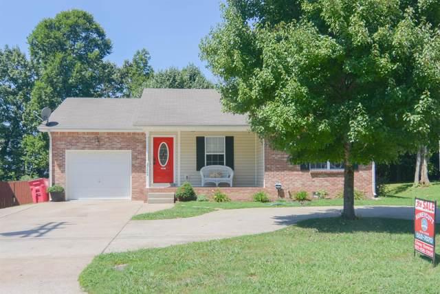 3329 S Senseney Cir, Clarksville, TN 37042 (MLS #RTC2075976) :: Village Real Estate