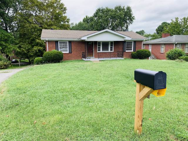 207 S Sequoia Dr, Springfield, TN 37172 (MLS #RTC2075993) :: The Group Campbell powered by Five Doors Network