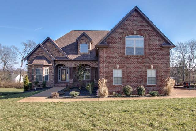 312 Ironwood Cir, Gallatin, TN 37066 (MLS #RTC2076057) :: Christian Black Team