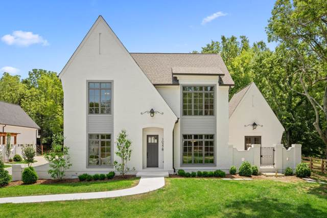 1027B Battery Lane, Nashville, TN 37220 (MLS #RTC2076091) :: FYKES Realty Group
