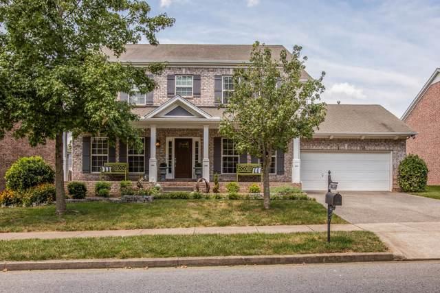 1507 Braden Circle, Franklin, TN 37067 (MLS #RTC2076113) :: Village Real Estate