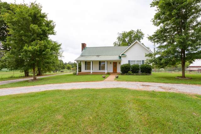 1173 Highway 99, Lewisburg, TN 37091 (MLS #RTC2076130) :: Nashville on the Move