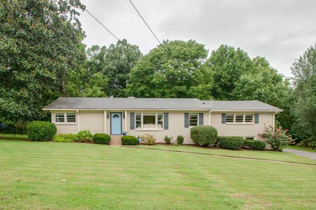 4419 Milesdale, Nashville, TN 37204 (MLS #RTC2076261) :: Armstrong Real Estate