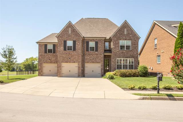 1016 Becket Cir, Thompsons Station, TN 37179 (MLS #RTC2076310) :: Cory Real Estate Services