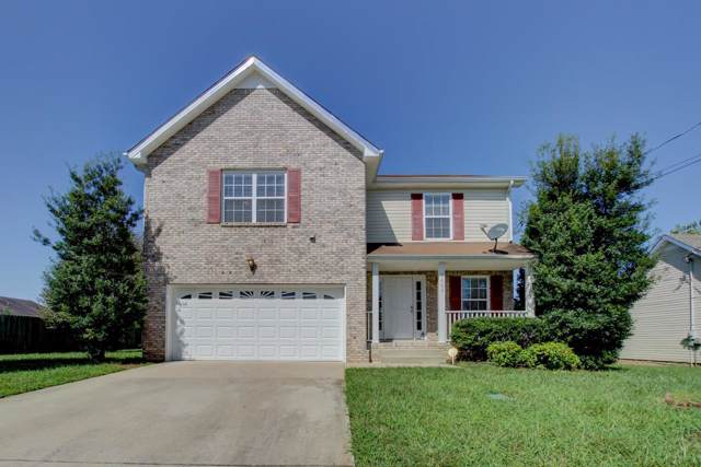 3402 Silty Ct, Clarksville, TN 37042 (MLS #RTC2076329) :: Berkshire Hathaway HomeServices Woodmont Realty