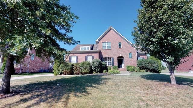 1034 St Hubbins Dr, Spring Hill, TN 37174 (MLS #RTC2076460) :: Village Real Estate