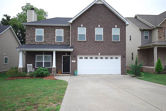 1280 Brigade Dr, Clarksville, TN 37043 (MLS #RTC2076467) :: RE/MAX Homes And Estates