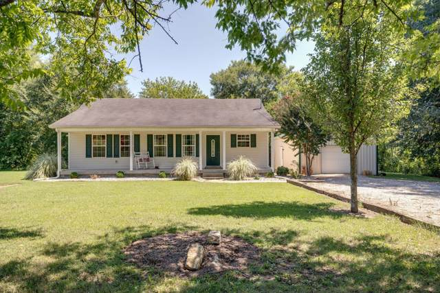 2007 Hurchel Fox Rd, Spring Hill, TN 37174 (MLS #RTC2076542) :: Village Real Estate