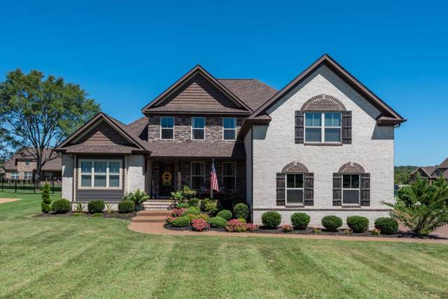 721 Farmington Dr, Lebanon, TN 37087 (MLS #RTC2076722) :: Nashville on the Move