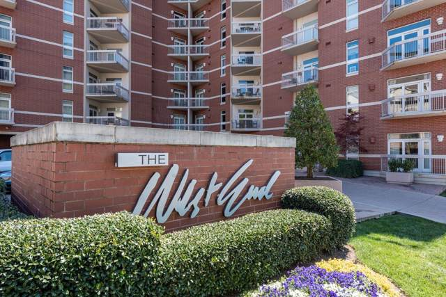 110 31St Ave N Apt 608 #608, Nashville, TN 37203 (MLS #RTC2076887) :: The Milam Group at Fridrich & Clark Realty