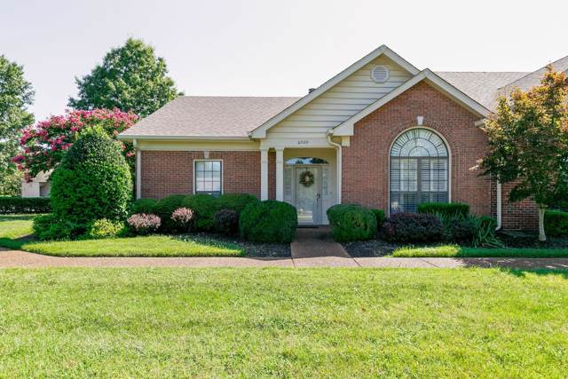6000 Sunrise Cir, Franklin, TN 37067 (MLS #RTC2076914) :: The Milam Group at Fridrich & Clark Realty